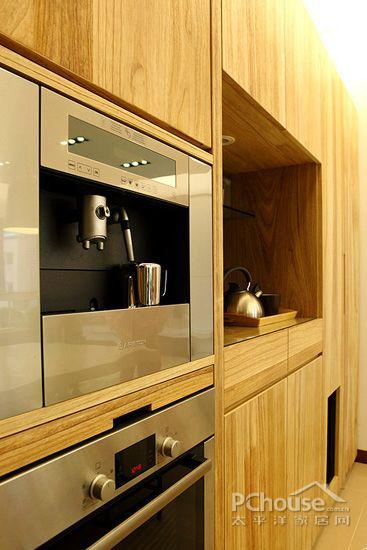 东南亚风格厨房装修效果图 餐厨收纳-为了完满屋主生活机能,餐厨柜