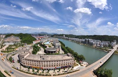 示范点认定名单,上犹县,赣县寨九坳风景区分别入选全国休闲农业与乡村