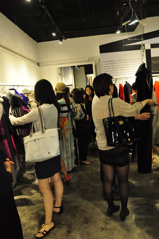 上海服装设计协会 设计师沙龙第2季开幕高清图片