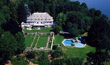 54岁纽约金融家买下美国最贵豪宅 价值1.47亿美元