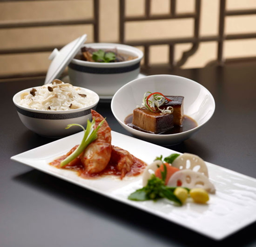 新加坡航空推全新中式美食 名家珍馔