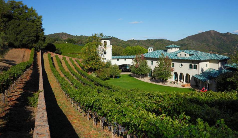 葡萄酒产区