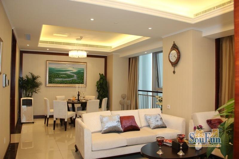 中铁青岛中心8号涉外公寓 每平27600元起