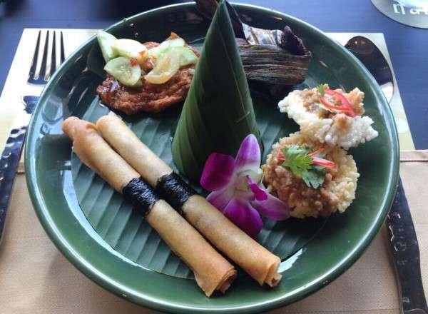 这是我最喜欢的一道菜,既独特又口感很好!-在曼谷 慢 且 享
