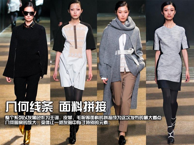3.1 Phillip Lim 2012秋冬发布