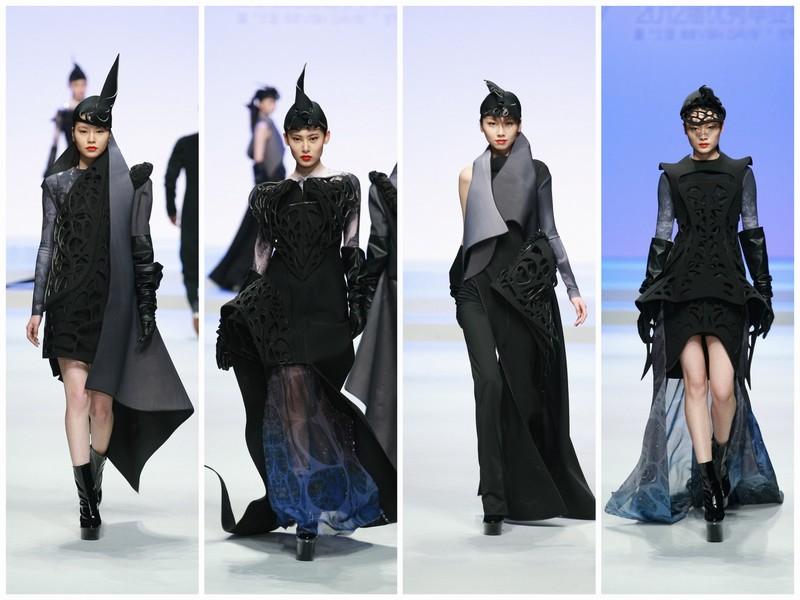 北京服装学院2012届优秀毕业作品展