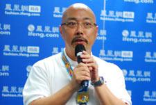 海洋公园保育基金副总监吴守坚