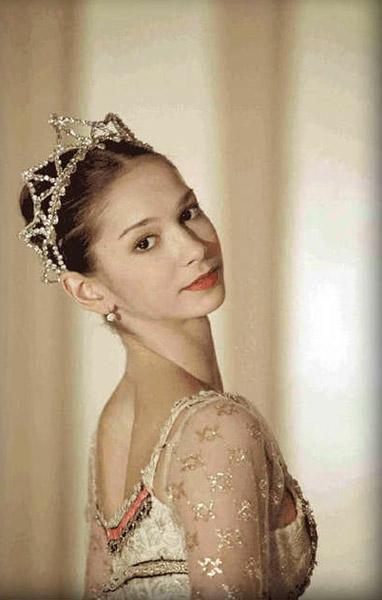 世上最美芭蕾舞者 台下不懂时尚追寻素雅美