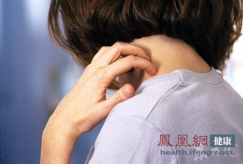 不只是皮肤问题 身上痒痒预示10种大病