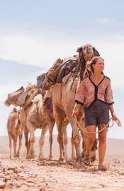 70届威尼斯提名:《沙漠驼影》(澳大利亚)