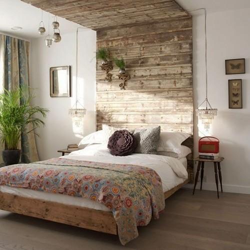 恋上你的床 33款床头设计欣赏