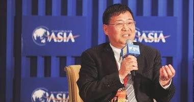 张玉良出席博鳌亚洲论坛