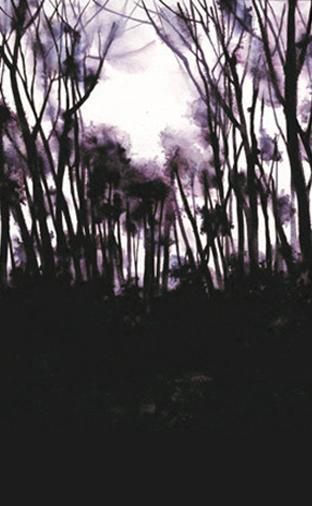 水彩画:《水彩作品2010-4》