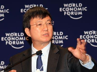国际货币基金组织副总裁朱民