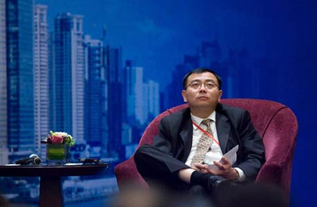 高盛集团首席投资策略师哈继铭