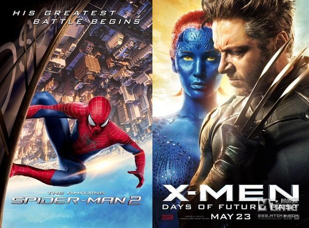 《超凡2》彩蛋现《X战警》 索尼还福克斯人情?