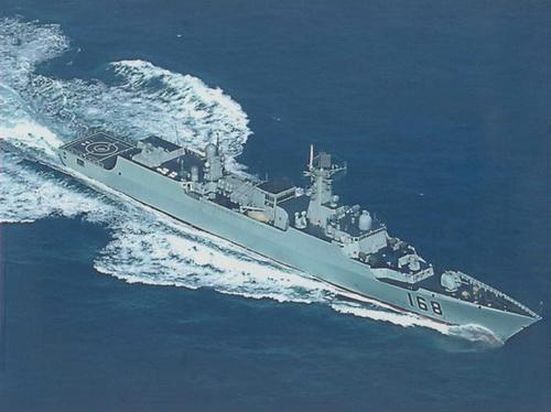 阅�_印度军官:中国取消阅舰式和美国拒绝参加有关