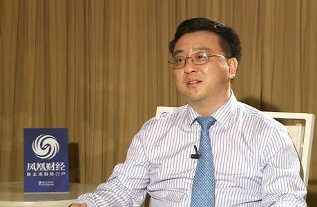 张亚勤接受凤凰财经《总裁在线》栏目专访