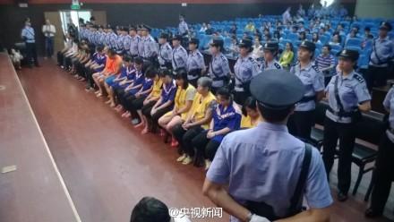 拐卖20多名越南婴儿到广东 男子被判死刑(图)