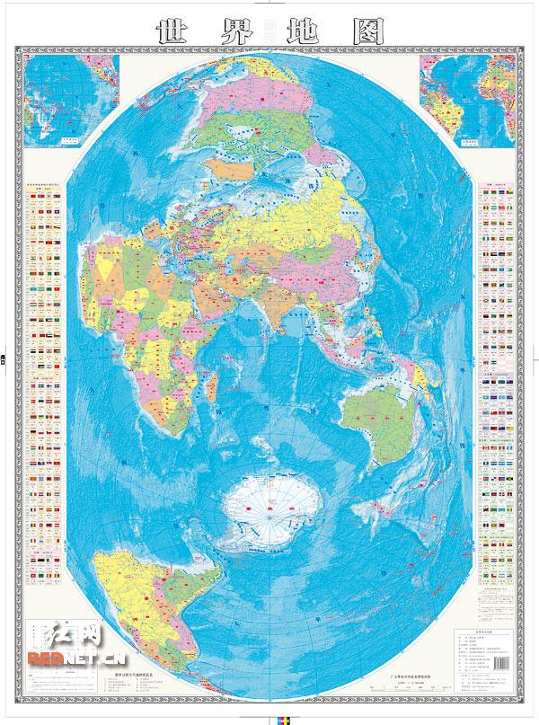 地图中海南省,海南岛以及南海诸岛的地理关系及行政