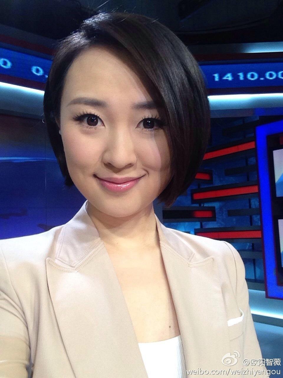 中文国际女主持人李红