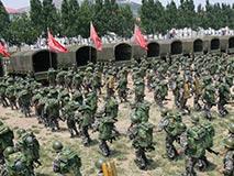 外媒:济南军区将被整编成为解放军陆军总部