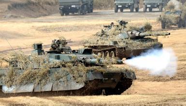 日本军演现钓岛地图 配解说如何与中国开战