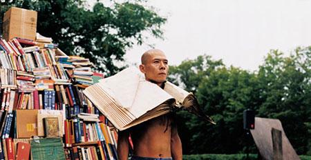 张洹:作品贯穿着我的人生观和世界观