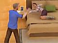 男子入室抢劫扒光女主人强奸 同伙看不下去
