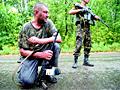 外媒称逾百名俄士兵在乌遭袭身亡