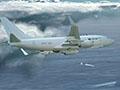 美P-8A投声纳浮标 中国潜艇受威胁请求支援