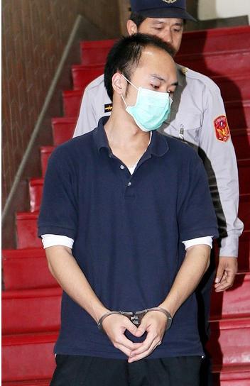 台湾富少李宗瑞性侵34名女子获刑79年7个月(图)|李宗瑞|性侵_凤凰娱乐