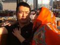 刘翔妻子与前男友拥吻照曝光