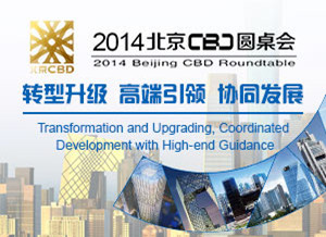 2014北京CBD圆桌会