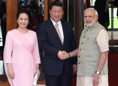 高兴:习近平为莫迪贺寿 感动印度人民