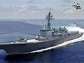 中国055万吨舰武器曝光 可袭敌国纵深目标