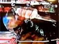 浙江温州男子持刀抢金店 50秒劫走30万黄金