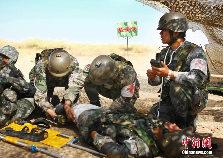 装甲部队渡海登岛作战卫勤保障面临的问题及对策