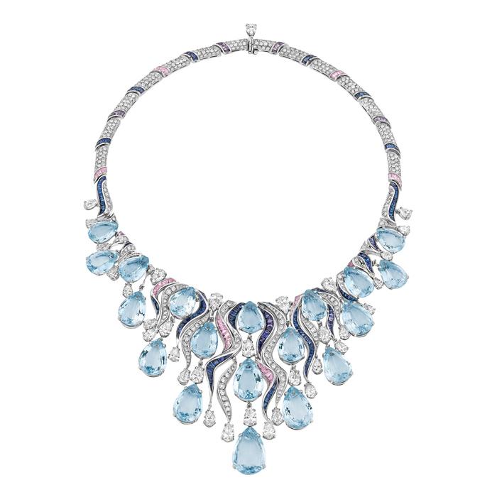 宝格丽携顶级珠宝臻品 闪耀2014年巴黎古董双年展