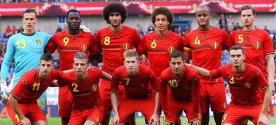 比利时公布国家队大名单:阿扎尔领衔 纳因戈兰