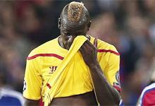 利物浦客场0-1欧冠首败 巴神黯然神伤
