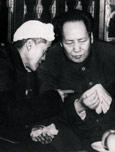 毛泽东生日请陈永贵吃饭 坐席排列有玄机