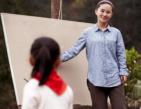《深情约定》首映 汶川地震幸存者上演银幕首秀