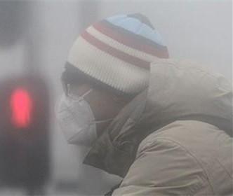 雾霾根本治不了