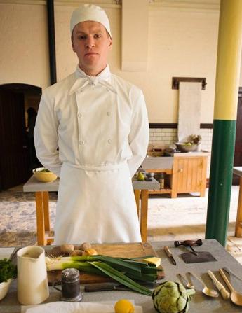 唐顿庄园 的传统英式餐桌礼仪