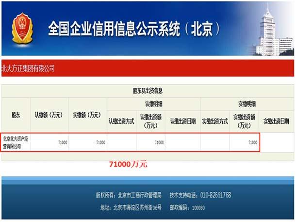 北大方正物产集团_北大医疗,北大资源,方正金融和方正物产五大产业集团,成为中国最大