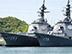 """2014-11-19军情解码 中国海军新型护卫舰""""三门峡""""舰正式入列"""