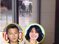 王菲谢霆锋甜蜜同行 黑衣低调心情佳