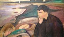 """天才艺术家都是""""忧郁症""""患者?"""