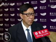 凤凰网美丽童行对话儿慈会副理事长王林:慈善不应给孩子带来负担
